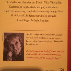 Lydbog ( 2 cd'er)  med Astrid Lindgrens allerbedste historier. Som ny.  Brugt da mit barn havde svært ved at sove.  Eventuel en kalender gave ide eller advent 🎅🏻🎅🏻🎅🏻🎅🏻🎅🏻🎅🏻🎅🏻🎅🏻🎅🏻🎅🏻🎅🏻🎅🏻🎅🏻🎅🏻🎅🏻