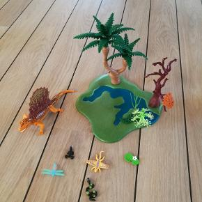 Playmobil dinosaur pakke sælges.