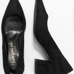 Helt fine heels. Aldrig brugt, købt i for lille str.