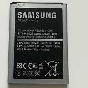Samsung s4 mini batteri.  Brugt i Ca 3 md.