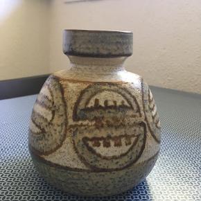 Søholm vase. Virkelig fin!! 15 cm i højden! Byd👍