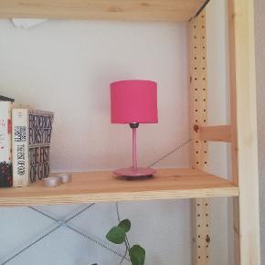 Sælger denne fine lampe. Byd gerne 🌸