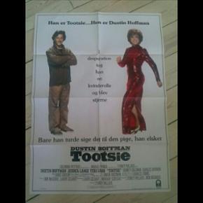 Original filmplakat Tootsie