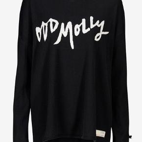 Super smuk bluse fra Odd Molly  Den er ny med tags og aldrig brugt  Kun prøvet den er str 1 men det kunne jeg ikke skrive i annoncen så jeg skrev S den er så flot😊😊