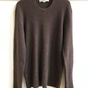 Marc By Marc Jacobs sweater - 100% Cashmere - Str Medium - Farve: Brun - Nærmest som ny  Skriv hvis du har spørgsmål eller behov for flere billeder