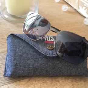 Fede solbriller til herrer  Er som nye  Np 300kr