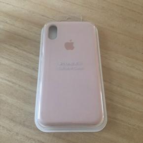 IPhone xs cover i farven pink sand. Køber betaler Porto, kan også hentes