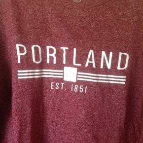 Long sleeved shirt I bought back in Portland Oregon. Hardly used. It's big in size.