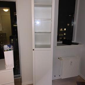 IKEA Billy vitrineskab