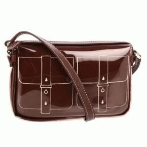 Varetype: Taske Størrelse: Se Farve: Brun Prisen angivet er inklusiv forsendelse.  Fed taske. Har brugt den 2 gange. BYD!