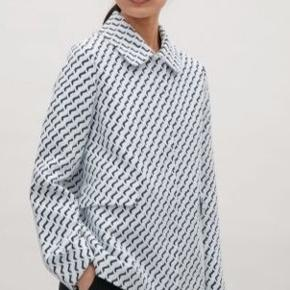Fin pastel mønstret jakke sælges 💙