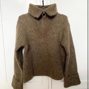 Rigtig lækker alpaca uld strik  Byd gerne