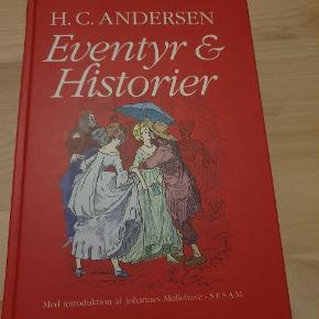 H. C. Andersen bog. Kom med bud!