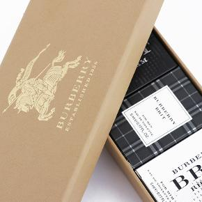 Burberry For Men Miniature Gift Set  1 x Brit Rhythm Intense 5ml, 1 x Brit 5ml, 1 x Rhythm 5ml, 1 x Brit Splash 5ml