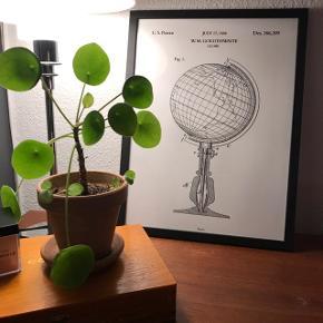Fineste patent print - poster - plakat.  Sælges inkl ramme. Mål: 30 x 42.  Nypris 399 pr stk. Sælges enkeltvis for 199 eller samlet for 349.