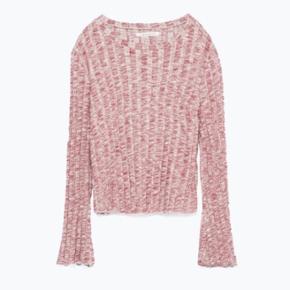 Sælger denne populære ribstrik fra Zara, som er set på mange kendte bloggere.