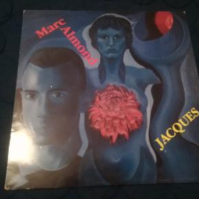 Vinyl Marc Almond: Jacques Han synger Jacques Brel-sange