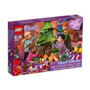 Nye Lego julekalender fra Lego Friends. Kan hentes i Esbjerg eller sendes for 40kr pr stk