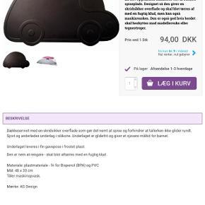 3 dækkeservietter fra KG med biler / skyer de er i meget flot stand sælges samlet De er fri for Bispenol / PVC måler 48  x 30 kan gå i opvaskemaskine Np pr stk 94 kr samlet pris 120 kr