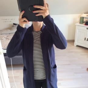 Blå/lilla blazer