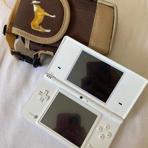 Nintendo DS med udstyr sælges, kom med et bud