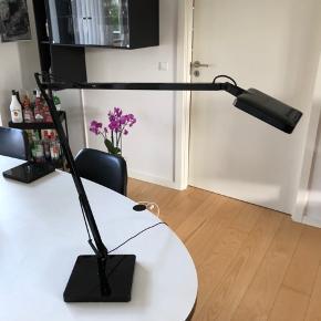 Flot bordlampe til skrivebordet/arbejdsbordet, fejler intet