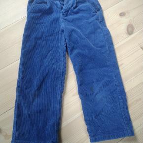 Flotte LMTD bukser med brede ben og justering i livet. Brugte med ok stand