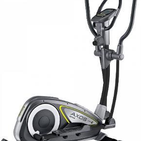 Crosstrainer / skimaskine fra mærket Kettler. Nypris er 4000 kroner. Næsten som ny, da den er brugt i Max 3-4 mdr og pga flytning nu ikke kan benyttes.