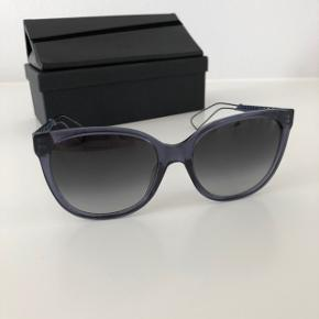 Dior Diorama blågrå solbrille. Som ny