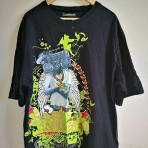T-shirt fra Roca Wear i meget flot stand, str. Xl