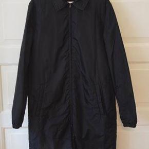 Varetype: jakke Farve: Black Oprindelig købspris: 4000 kr.  Acne Studios Malthe black coat.  Very good condition.  Fits true to size, google model name from fit pics.