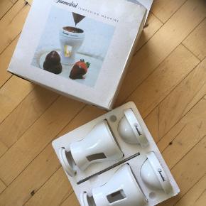 Summerbird chokolade fondue