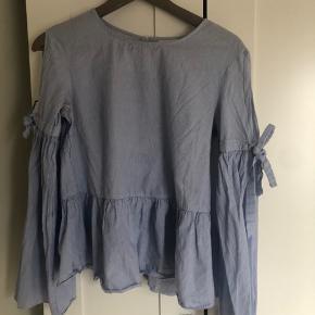 Vila skjorte med fine detaljer. Byd!