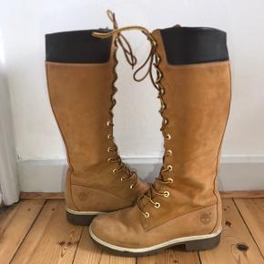 Høje Timberland støvler