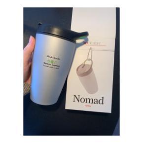 Helt nye Nomad termokrus fra Xddesign. Aldrig brugt  Sælges samlet.