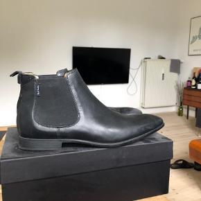 Chelsea Boots fra Paul Smith - Købt i Magasin for 2200kr brugt 3 gange.