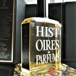 Histoires de Parfums Tubereuse 2 EDP (120 ml) Kun testet. Købt for 2 måneder siden og har været opbevaret i sin æske. Perfekt stand. Købspris 1230kr.