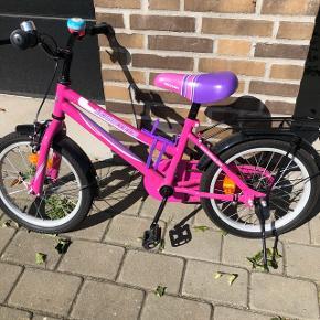 16 tommer pige cykel