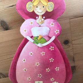 Fint prinsessepuslespil fra Djeco