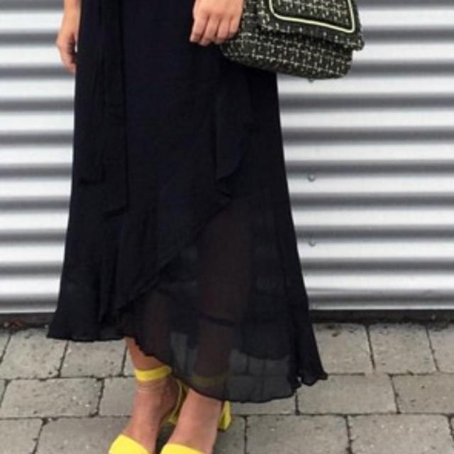Second Female nederdel Lymia Skirt, Black