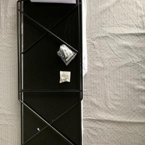 Ubrugt vælgreol i originale boks.  Afhentes på Aalborg 9000, og I er velkommen til at komme og se den og andre produkter (festkjoler, dekorationer,møbler og andre) jeg har til salg, grundet flytning.