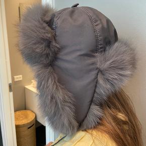 Cool pels hue i grå