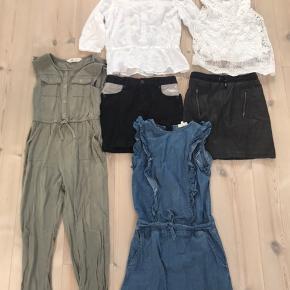 Blandet sommer tøjpakke med mærker fra Molo, Pompdelux og H&M