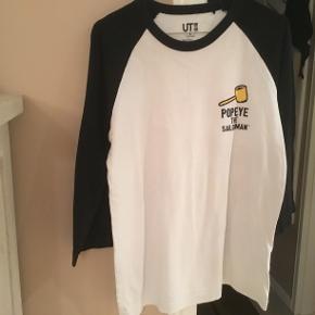 Sjov trøje/t-shirt til billige penge - S