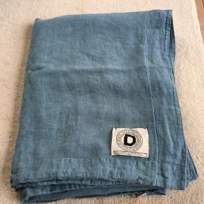 Ubrugt dynebetræk fra Dirty Linen i 100% hør - mål 150 x 210 cm Nypris 1795 kr.