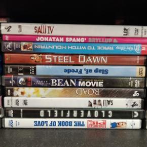 Diverse film byd byd byd