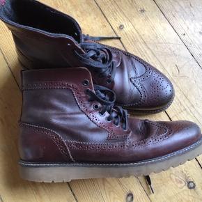 Fred Perry støvler