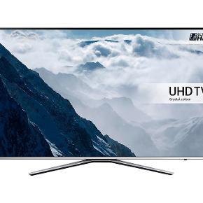 "Samsung 65"" UHD LED Smart TV UE65KU6405 65"" 4k smart tv, købt 2016"