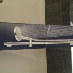https://www.billigvvs.dk/VVS-Kar-Brus-Brusesaet-Grohe-Brusersaet--GROHE-Rainshower-Cosmopolitan-Brusesaet-Oe160-900-mm-Krom-211941.html.        Stadig i original emballage