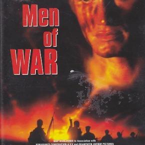 """Dvd film  """" Men of War """"  Mindstepris : 25 kr plus porto Porto er 37 kr. med DAO uden omdeling  MÆNGDERABAT VED KØB FRA FLERE KAN DEN KØBES MED FOR 22 KR PLUS EVT MER PORTO  TAG 5 DVD FILM FOR 110 KR PLUS PORTO  DER KAN VÆRE OP TIL 5 DVD FILM I PORTOEN TIL 37 KR MED DAO UDEN OMDELING  Bytter Ikke"""